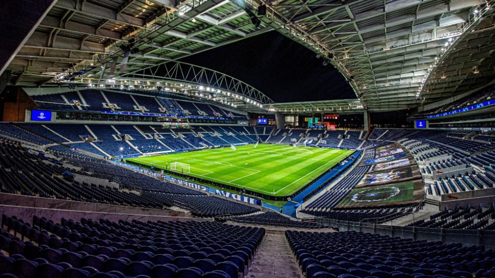 Champions: UEFA cambia a Oporto final entre Manchester City y Chelsea - Estádio do Dragao Porto Champions