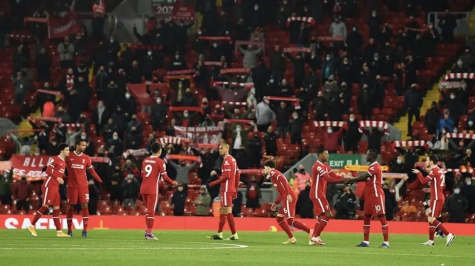 Premier League reabrirá al público local las dos últimas jornadas - estadios público Premier League
