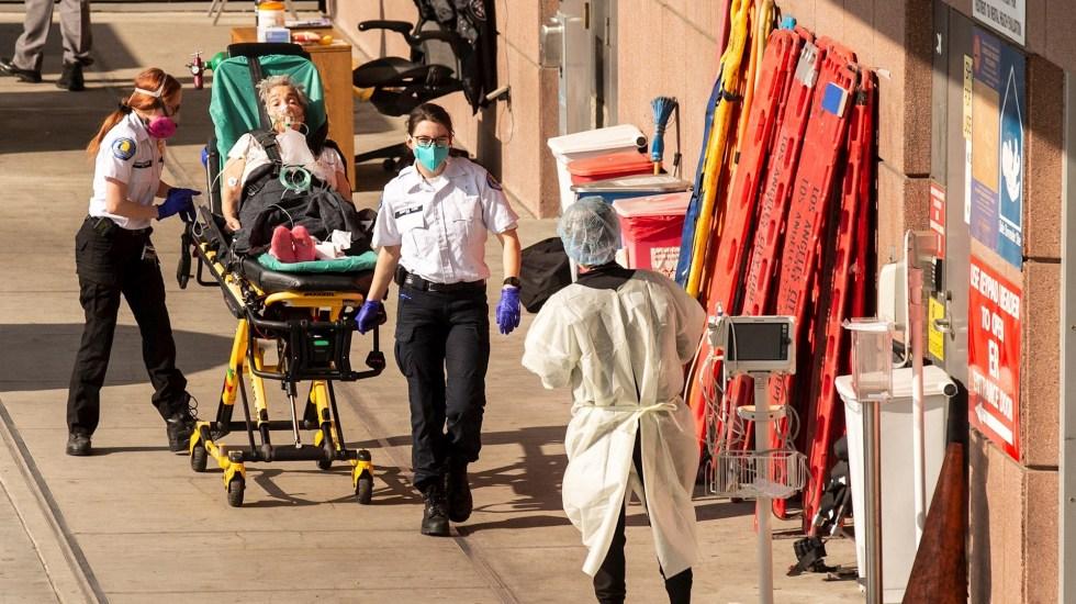 Estados Unidos alcanza las 578 mil muertes por COVID-19 - Estados Unidos COVID-19 coronavirus pandemia epidemia casos