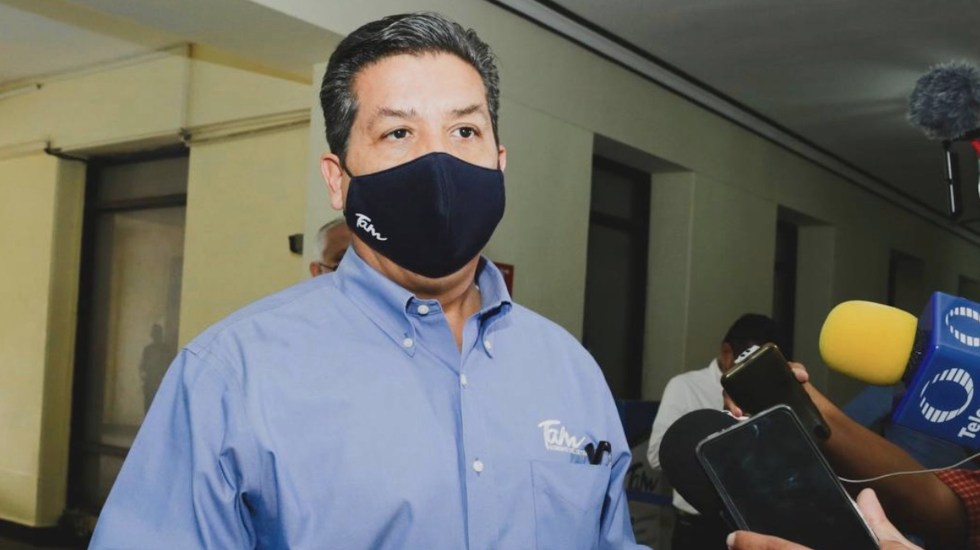 García Cabeza de Vaca podrá ser juzgado cuando termine su mandato - García Cabeza de Vaca podrá ser juzgado cuando termine su mandato. Foto de Twitter @fgcabezadevaca