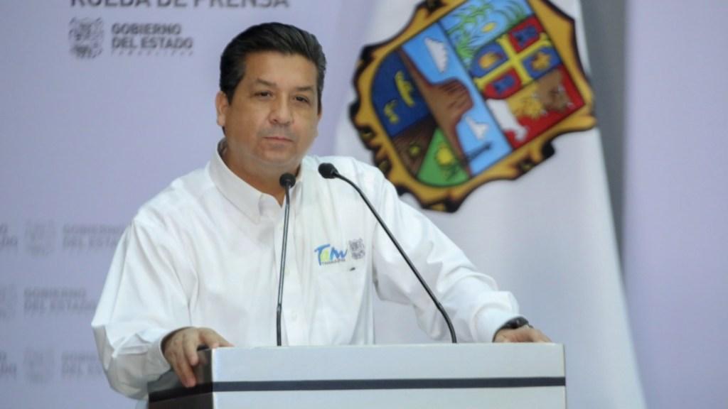 Francisco García Cabeza de Vaca, gobernador de Tamaulipas. Foto de @fgcabezadevaca