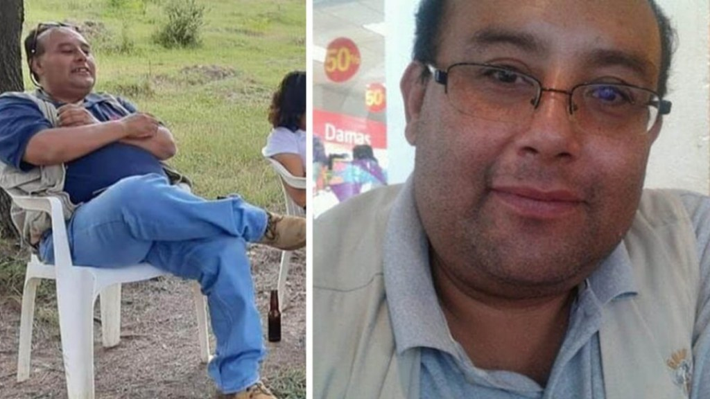 Familiares buscan al reportero Francisco Ramírez Padilla en Oaxaca - Francisco Ramírez Padilla Oaxaca