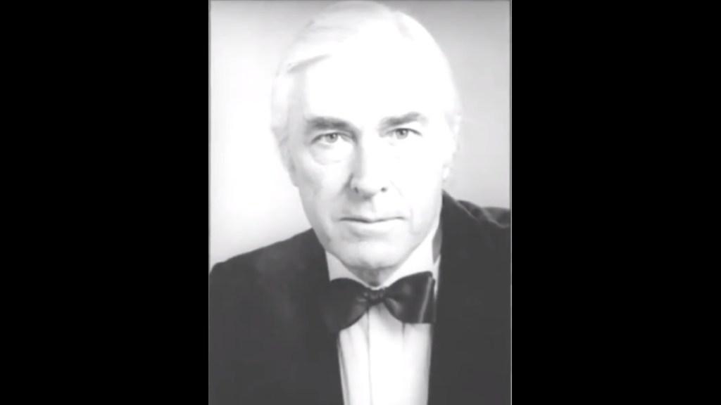 Muere el actor Guillermo Murray a los 93 años - Guillermo Murray