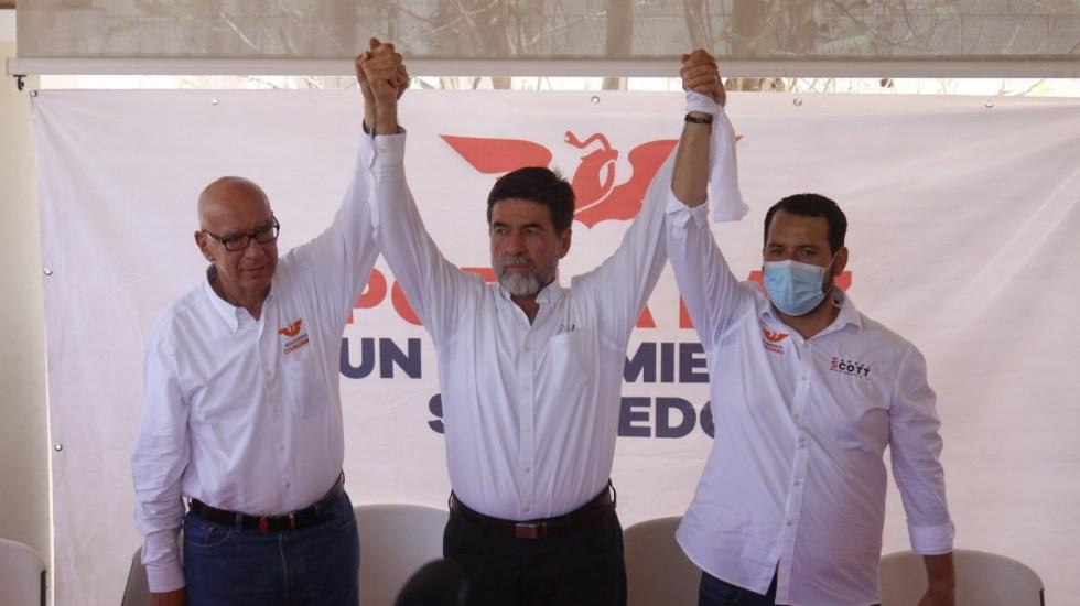 Movimiento Ciudadano nombra a nuevo candidato a alcaldía de Cajeme - Gustavo Almada Movimiento Ciudadano Cajeme