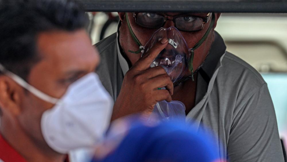 Falta de oxígeno deja 11 muertos en una India dependiente de importaciones - India oxígeno covid19 coronavirus
