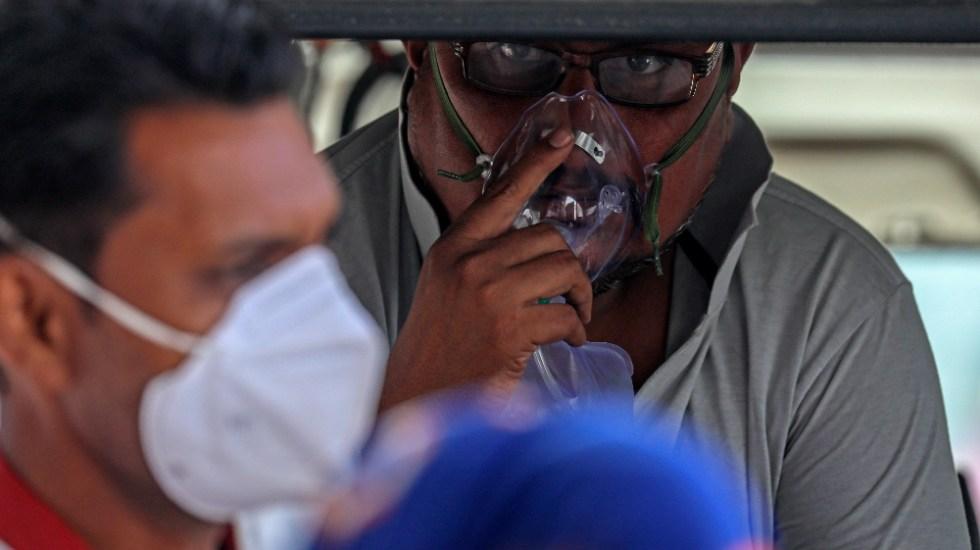 India volvió a rebajar la barrera de los 200 mil casos de COVID-19 diarios - India oxígeno covid19 coronavirus