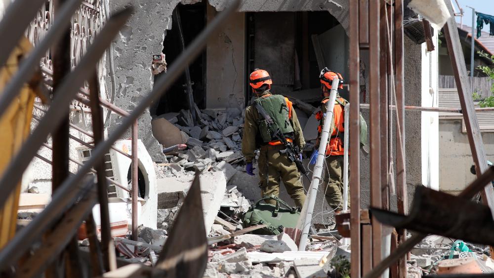 Sigue escalada violenta entre Israel y Hamas; hay 26 palestinos muertos - Israel bombardeos escalada Gaza Palestina