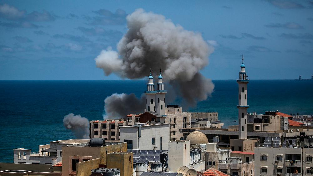 Gaza, abocada a otro desastre humanitario - Israel Gaza bombardeos