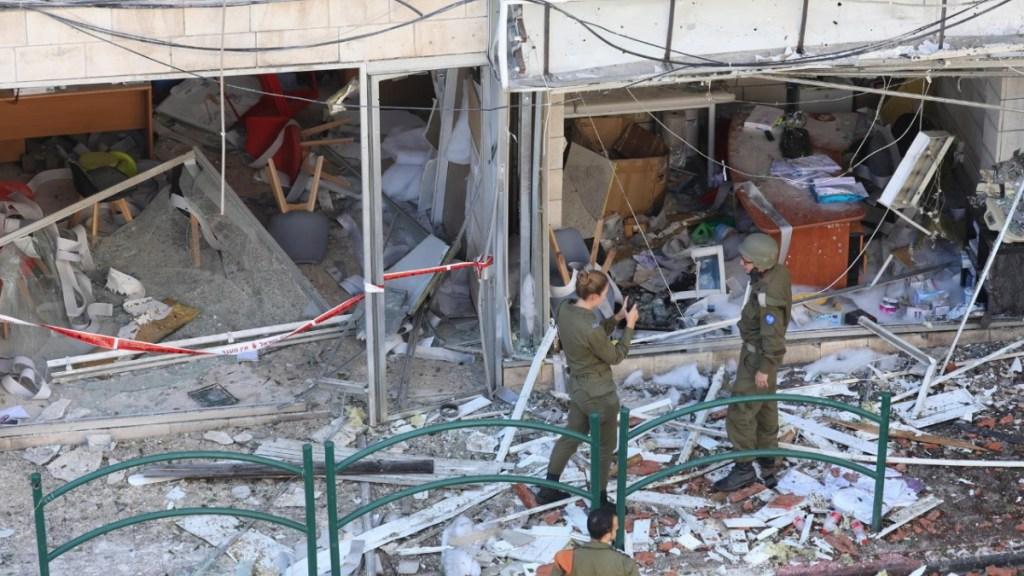 Israel Gaza conflicto daños Internacional