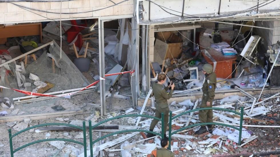 ¿Cómo viven tres mexicanos el conflicto en Medio Oriente? - Israel Gaza conflicto daños Internacional