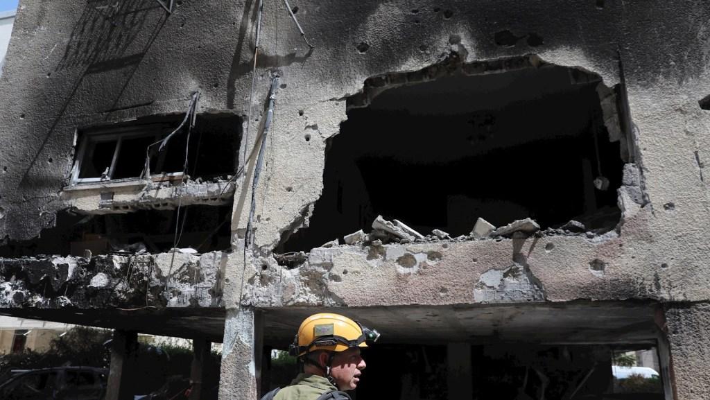 Israel y Hamás aprueban un cese al fuego en Gaza - Foto de EFE.
