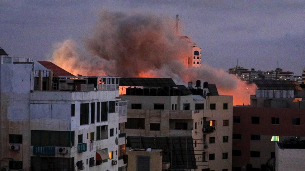 Entra en vigor cese al fuego entre Israel y Hamás en Gaza - Israel Gaza Hamás franja