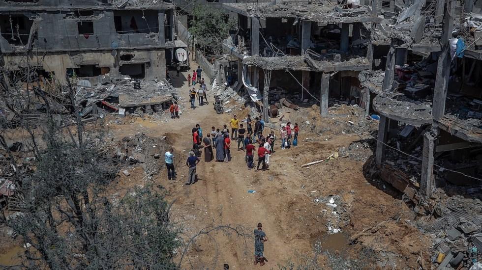 Israel y Palestina viven su segundo día de tregua mientras se mantiene la calma - Israel y Palestina viven su segundo día de tregua mientras se mantiene la calma. Foto de EFE