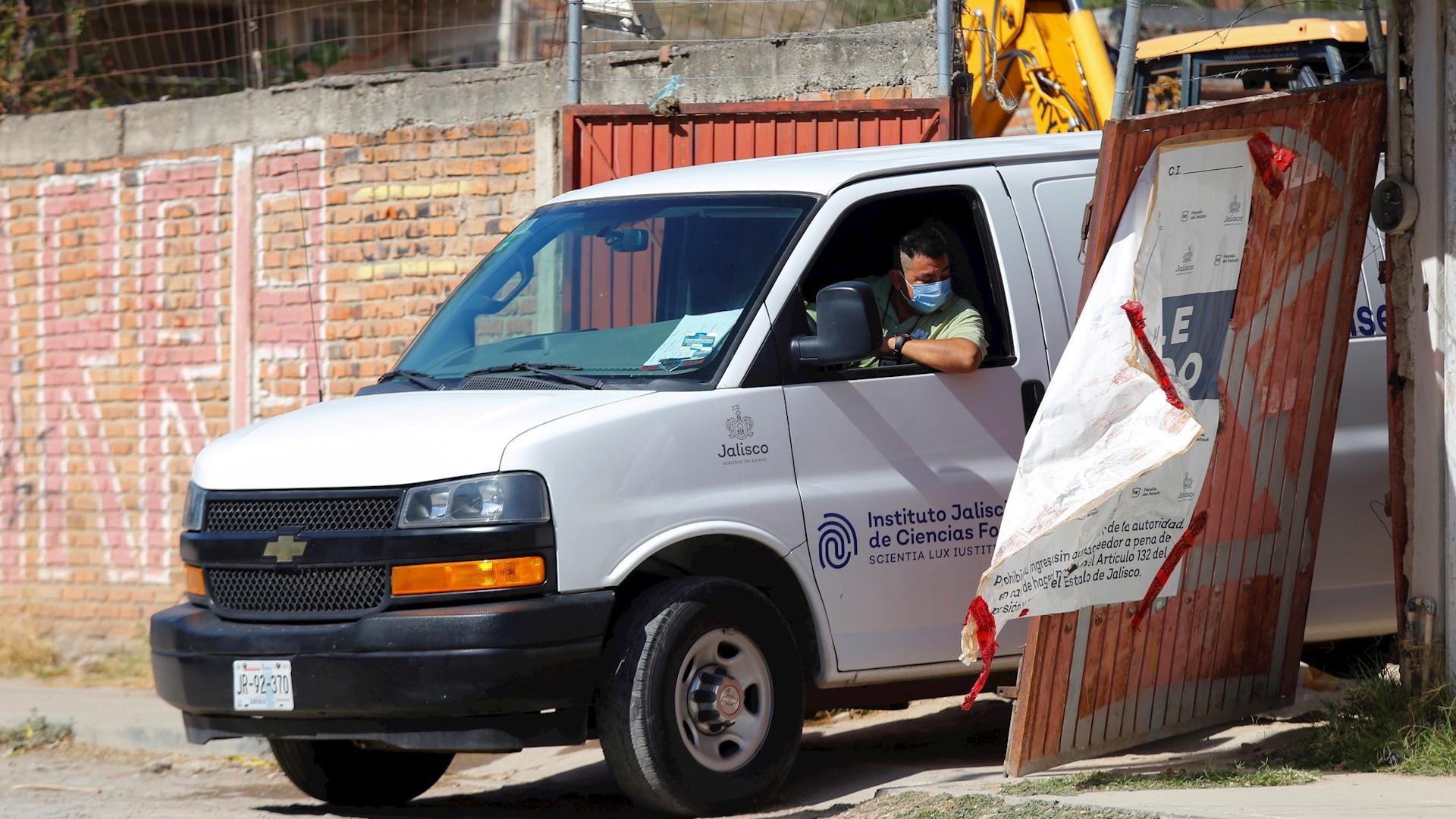 Jalisco Tonalá desaparecidos México bolsas restos