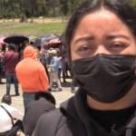 Exigen liberación de 95 estudiantes detenidos en Chiapas
