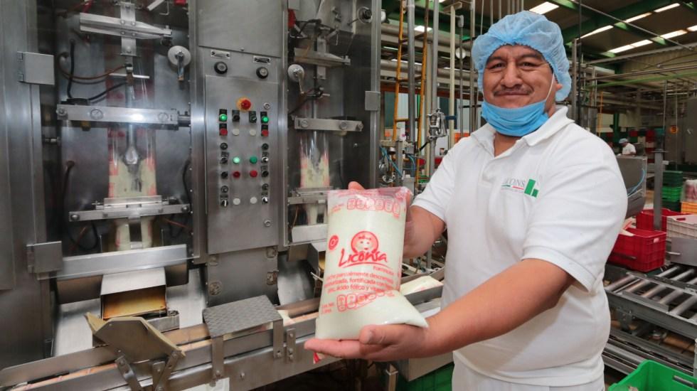 Retraso en entregas de leche Liconsa por cambio de proveedores - Liconsa leche fortificada