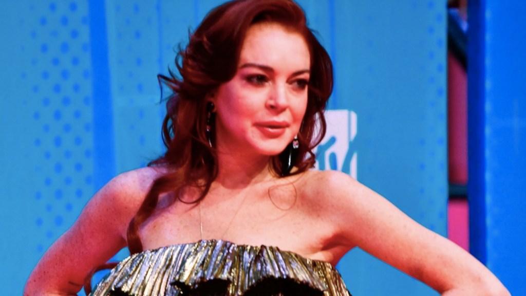 Lindsay Lohan regresará al cine de la mano de Netflix - Lindsay Lohan regresará al cine de la mano de Netflix. Foto de EFE