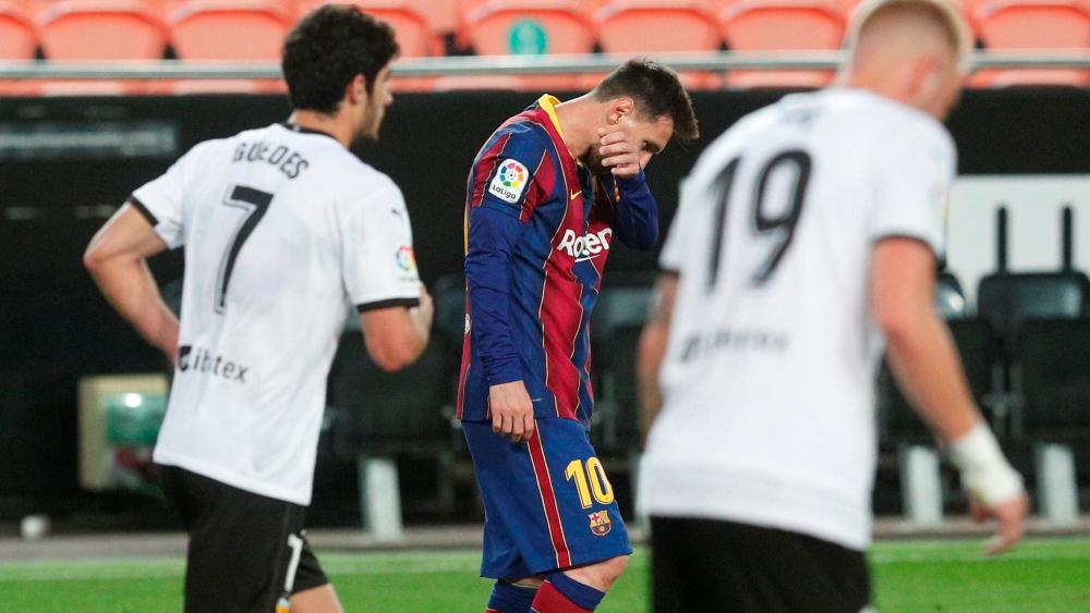 LaLiga abre expediente por comida del Barcelona en casa de Messi - Lionel Messi