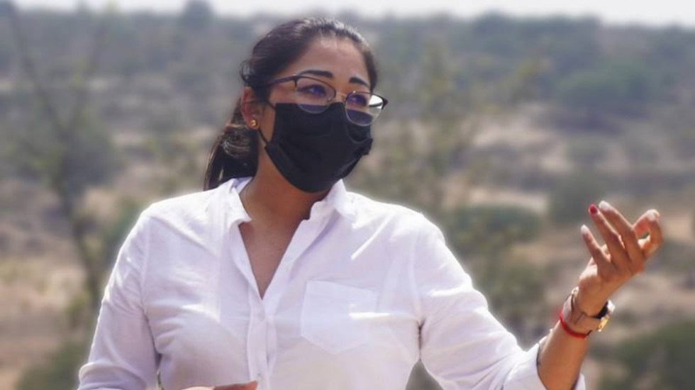 Capturan a la alcaldesa Lizbeth Victoria Huerta por desaparición de activista en Oaxaca - Lizbeth Victoria Huerta