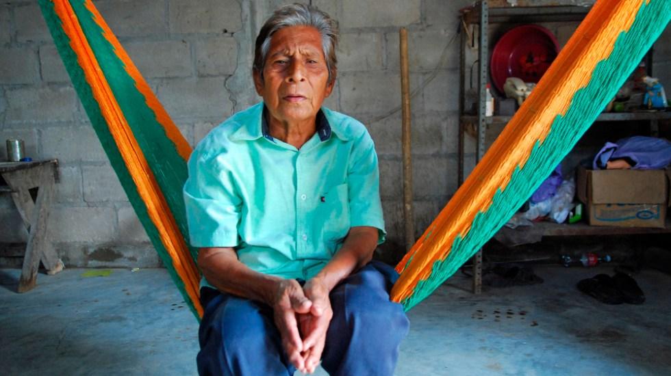 Murió uno de los últimos hablantes de ayapaneco en el sur de México - Manuel Segovia Jiménez ayapaneco