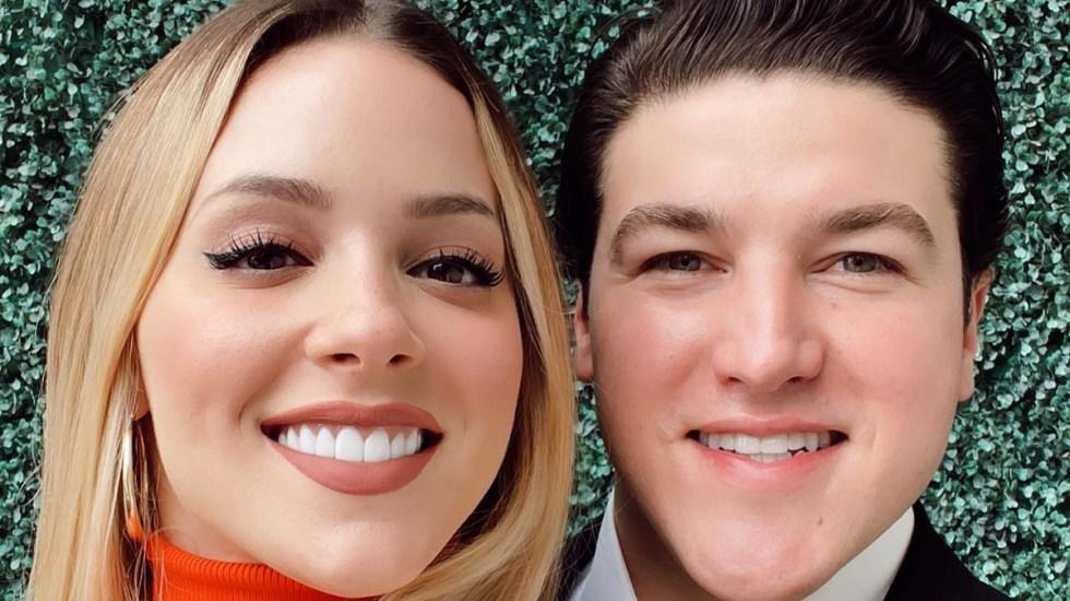 Morena presenta queja ante INE contra Samuel García por apoyo de su esposa en redes sociales - Mariana Rodríguez y Samuel García