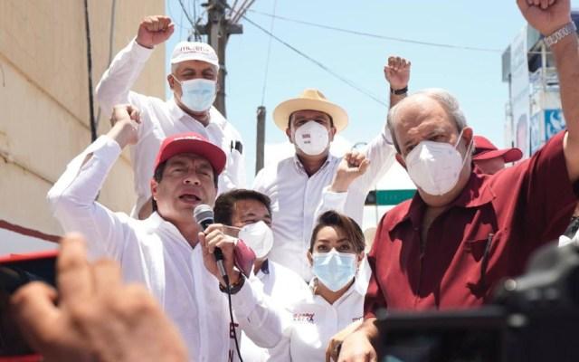 Mario Delgado denuncia una auténtica cacería contra candidatos de Morena - Mario Delgado Morena