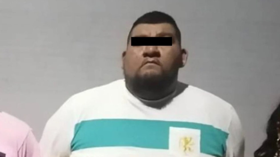 Detienen a 'El Gordo' de La Unión Tepito, objetivo prioritario en CDMX - Mario Javier N., alias 'El Gordo' o 'El Kilos'. Foto de El Universal / Especial