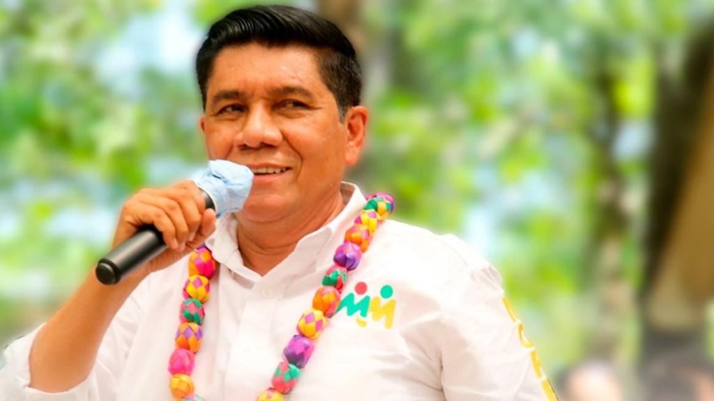 El candidato real a vencer en Guerrero sigue siendo Félix Salgado: Mario Moreno - Mario Moreno Arcos. Foto de @MorenoArcosMario