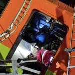 Prensa internacional reporta el colapso de una estructura de la Línea 12 del Metro de CDMX