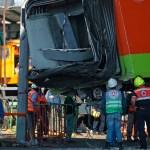 """""""Los doctores me regañan, me gritan"""", denuncia Tania Lezama, sobreviviente de la Línea 12 del Metro"""