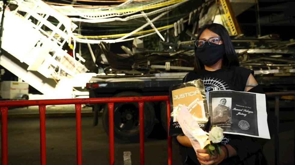 Trabajos de limpieza en zona cero de accidente en Línea 12 iniciarán este martes - Metro México Ciudad Línea 12 desplome