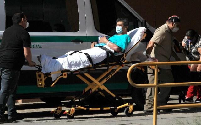 México registró en las últimas 24 horas mil 897 casos y 234 muertes por COVID-19 - México coronavirus covid19 Chihuahua Ciudad Juarez