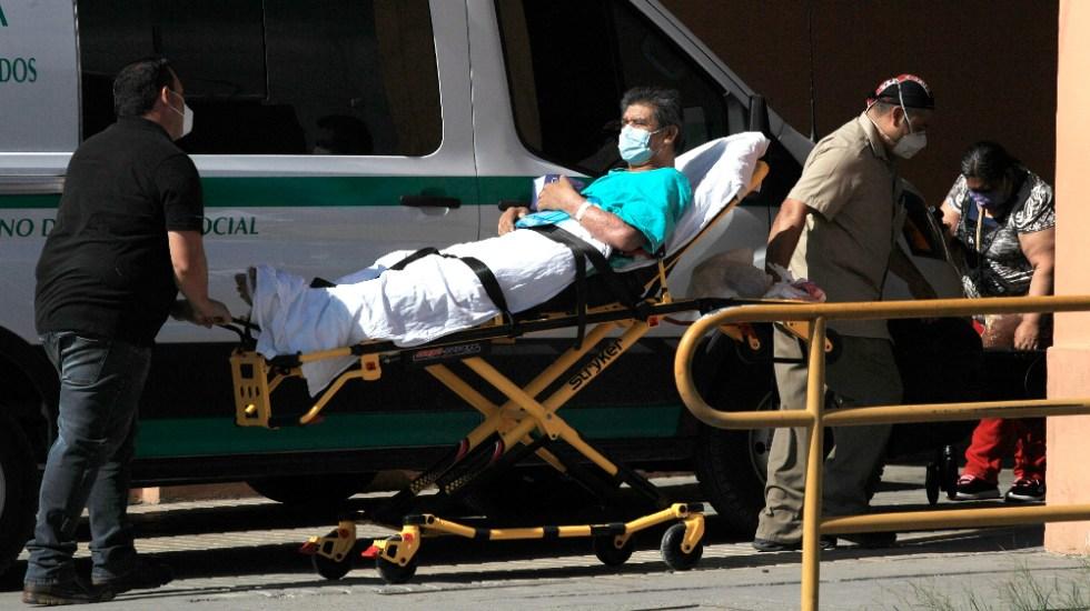 México registra, en las últimas 24 horas, 2 mil 743 casos y 271 muertes por COVID-19 - México coronavirus covid19 Chihuahua Ciudad Juarez