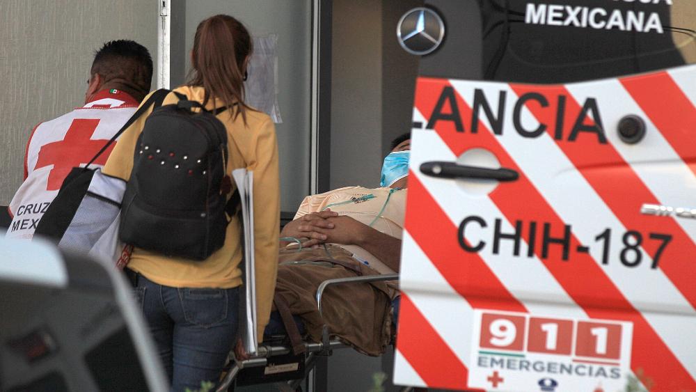 México registró en las últimas 24 horas 13 mil 853 casos nuevos y 34 muertes por COVID-19 - Mexico coronavirus covid-19 mexicanos
