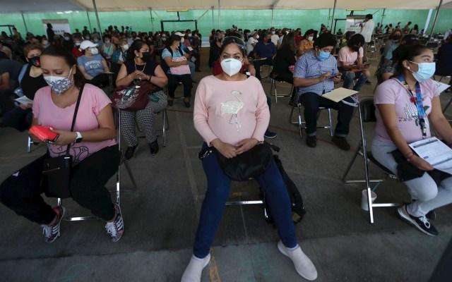 Inicia en la Ciudad de México la vacunación contra COVID-19 de mujeres embarazadas - Mujeres embarazadas vacuna COVID-19 coronavirus pandemia