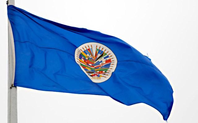 OEA exige liberación inmediata de candidatos detenidos en Nicaragua - Nicaragua OEA banderas observadores Nicaragua