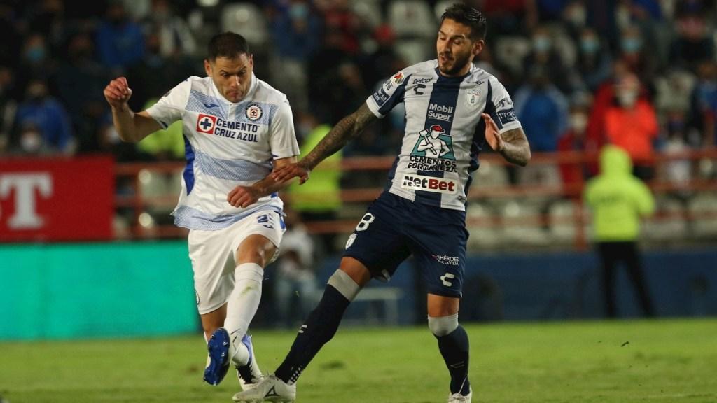 Pachuca anuncia veto al Estadio Hidalgo tras sobrecupo - Pachuca Cruz Azul partido Estadio Hidalgo Futbol