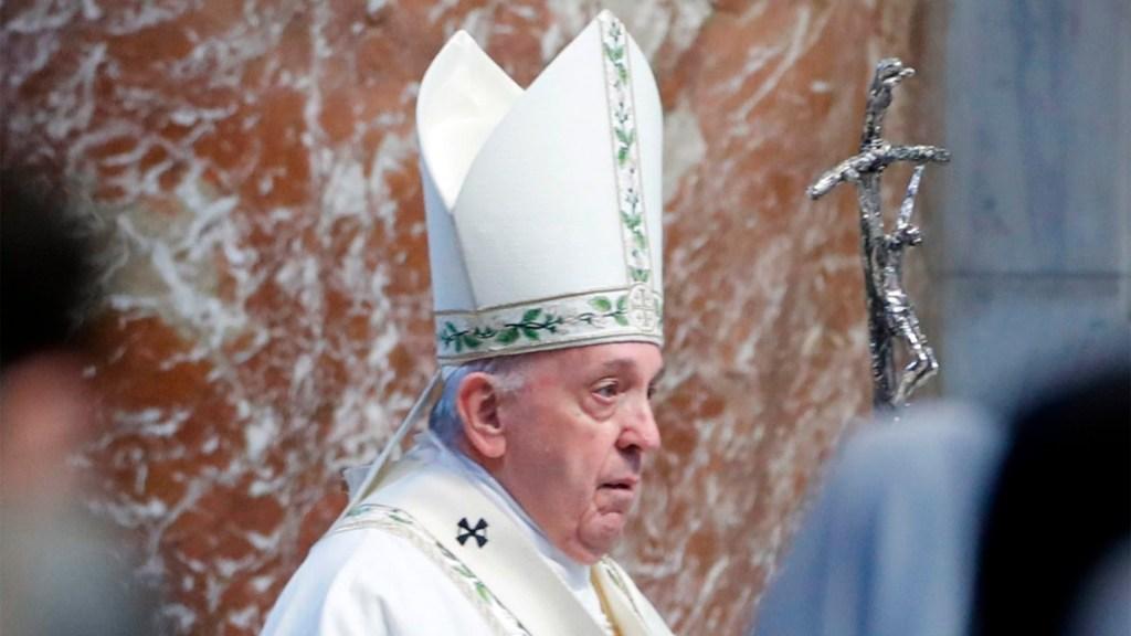 Papa Francisco pide el cese de la 'inaceptable' violencia entre Israel y Palestina - Papa Francisco
