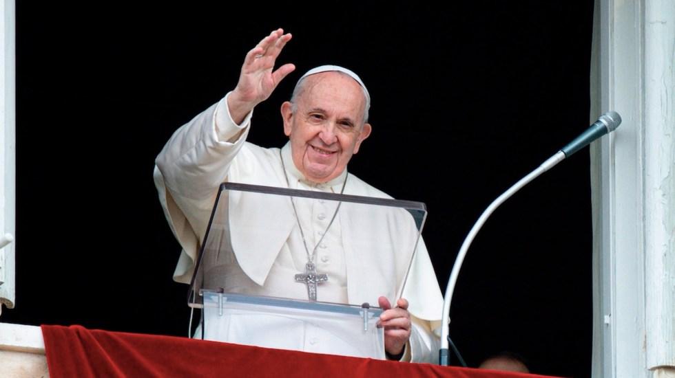 Papa Francisco pide suspender temporalmente las patentes de vacunas - Papa Francisco pide suspender temporalmente las patentes en un mensaje al