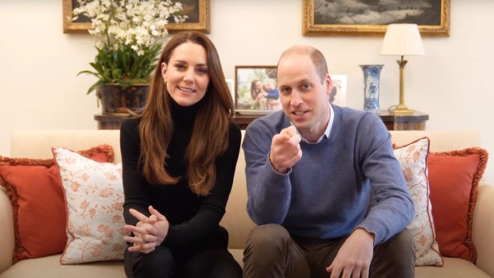 Príncipe Guillermo y Kate Middleton abren canal de Youtube - Principe Guillermo Kate Middleton