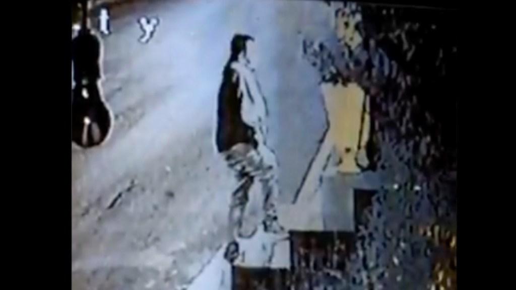 Roban imagen de la Virgen de Guadalupe en Tlalpan - Roban imagen de la Virgen de Guadalupe. Foto tomada de video