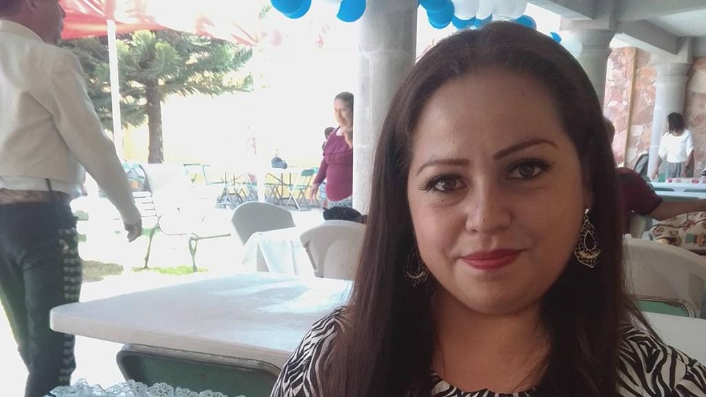 Atacan con piedras en Guanajuato a candidata a diputada local - Saraí Figueroa Ramírez. Foto de Facebook / Sarai Figueroa