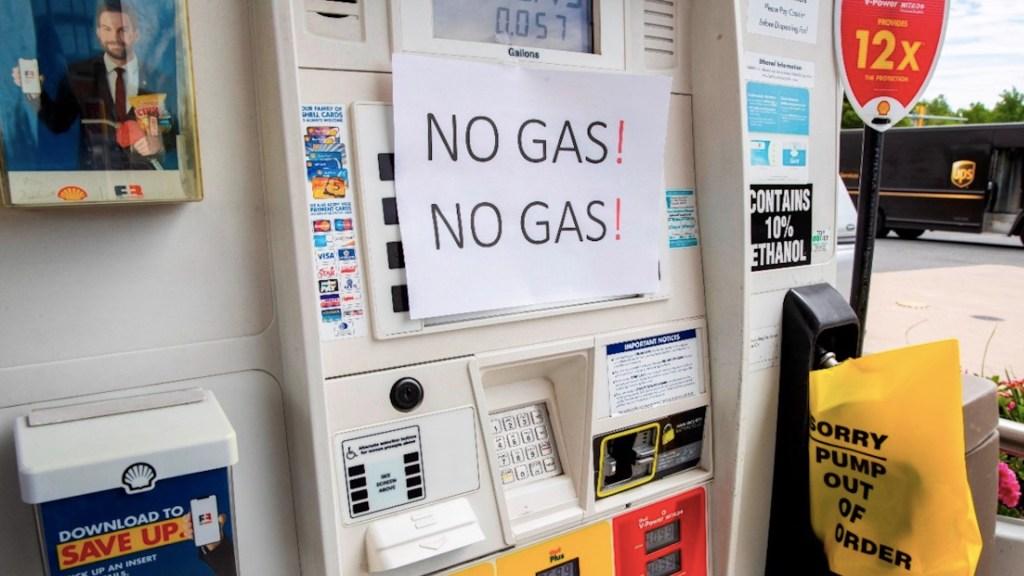 Mayor red de oleoductos de EE.UU. reanuda actividad tras ciberataque - Foto de EFE