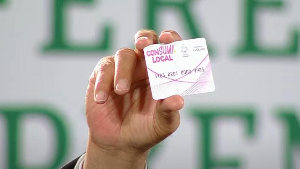 Entrega de tarjetas puede ser legal, pero no oportuna: AMLO - Tarjetas AMLO Consuma Local