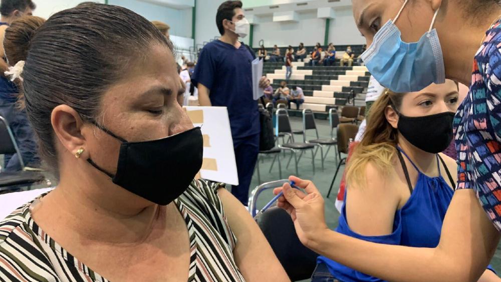 vacunacion maestros SEP