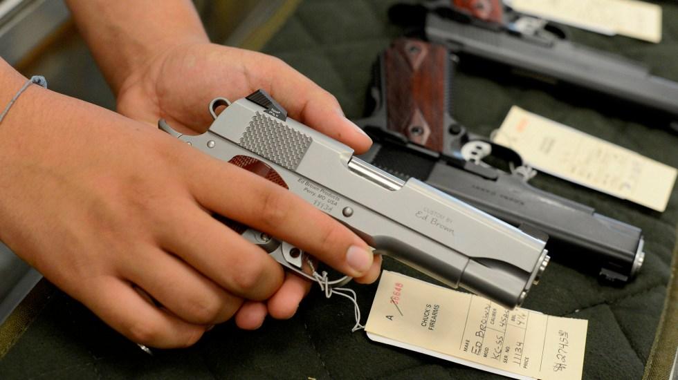"""Demanda contra empresas de armas es una """"afrenta a la soberanía de EE.UU."""", acusa industria - armas"""