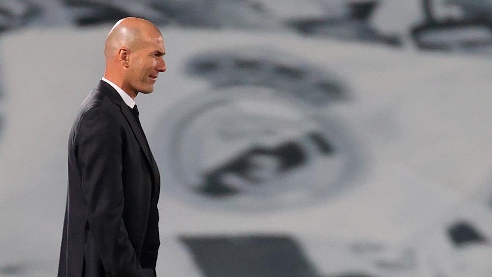 Zinedine Zidane deja oficialmente el banquillo del Real Madrid - Zinedine Zidane
