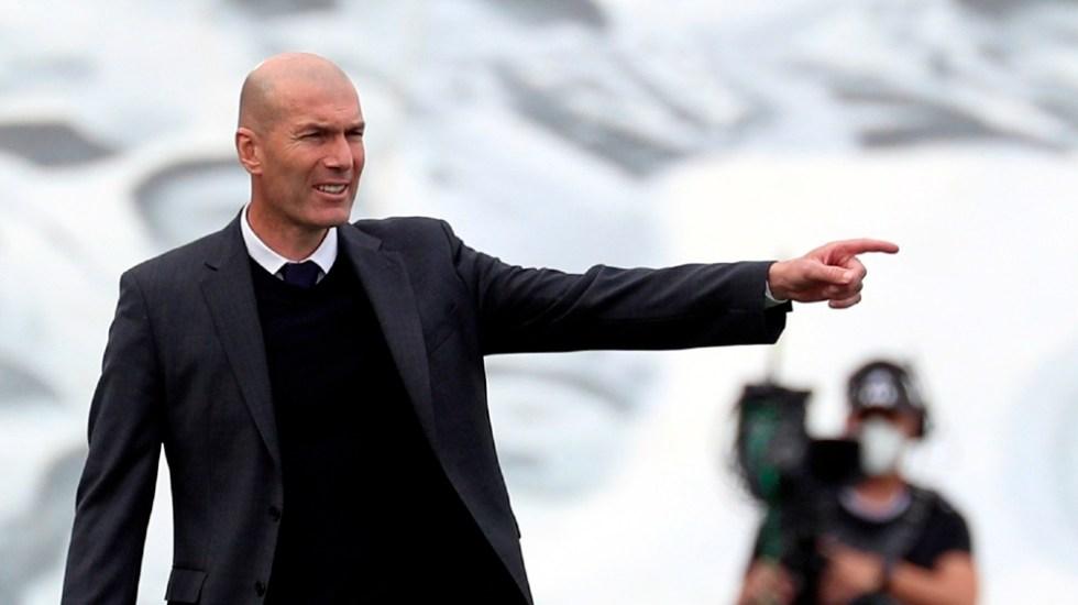 """Zidane no desvela su futuro: """"Voy a hablar con el club tranquilamente"""" - Zinedine Zidane"""