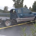 Siete muertos en accidente carretero en límites de Querétaro y Guanajuato