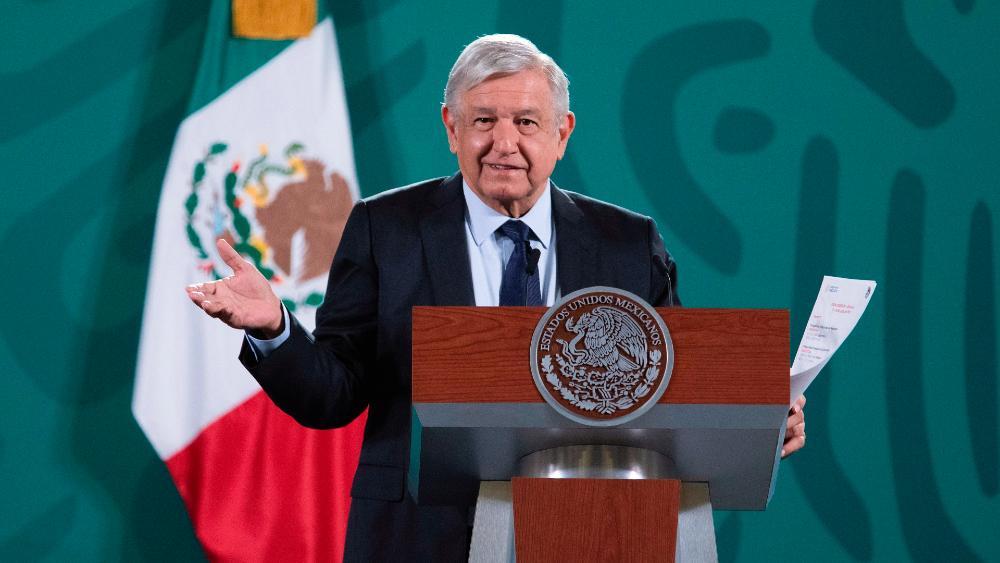 Los que quieran participar en sucesión presidencial están en su derecho: AMLO - AMLO Lopez Obrador conferencia Ayudantía sucesión